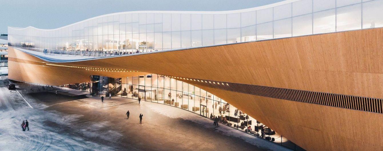 Новую библиотеку в Хельсинки признали лучшей в мире