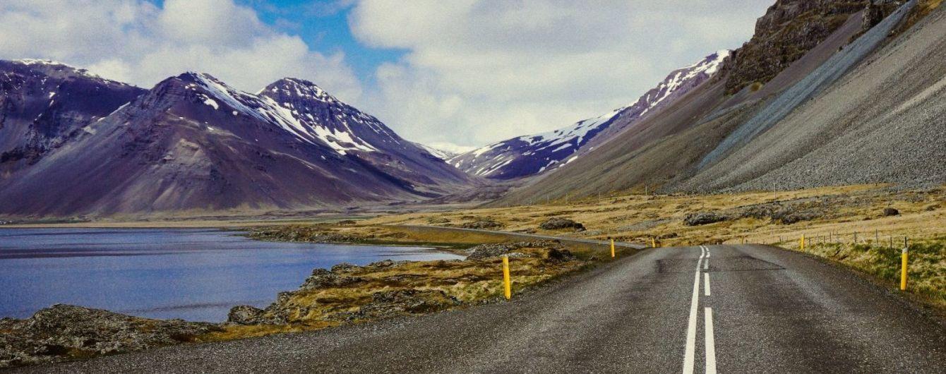 В Ісландії створили туристичну онлайн-карту
