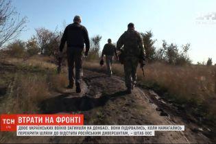 Оккупанты продолжают обстрелы на фронте, действуют диверсионные группы противника