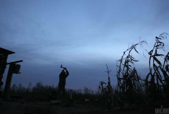 За добу в зоні ООС загинув український військовий