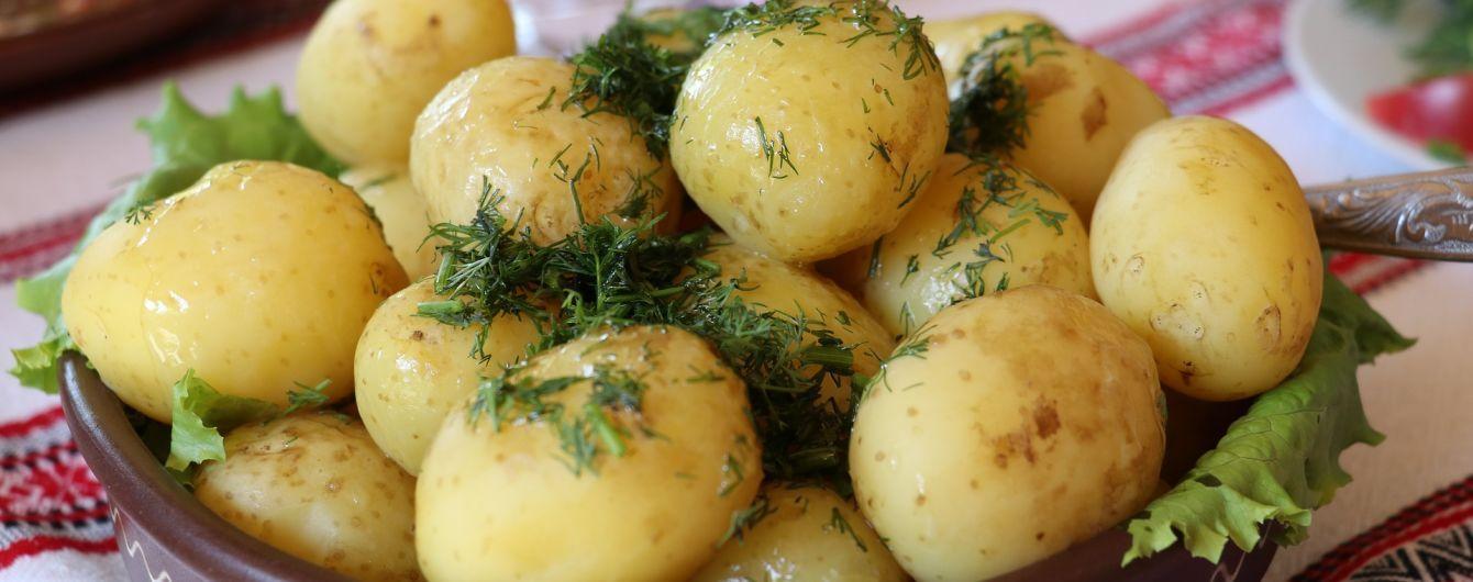 В Україну завозять рекордну кількість картоплі
