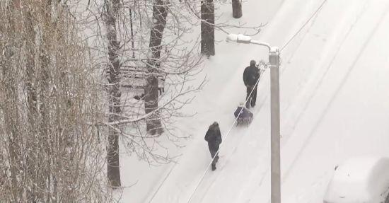 У Харківській області оголосили штормове попередження