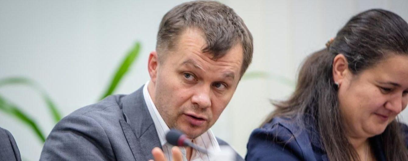 Милованов назвал области, где получают низкие зарплаты
