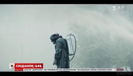 """Серіал """"Чорнобиль"""" отримав найвищу нагороду Лондонського кінофестивалю"""