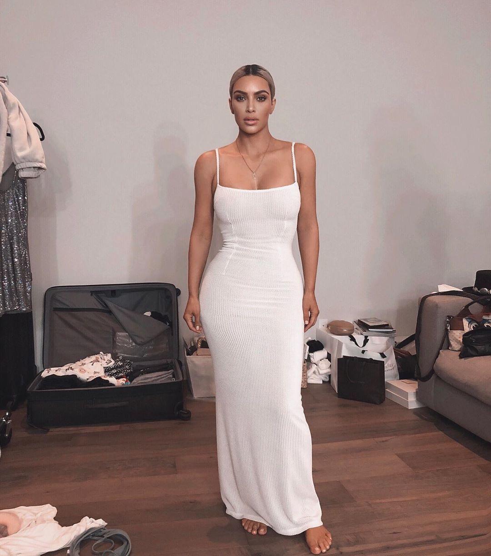 Сестра Примеряла Новое Платье