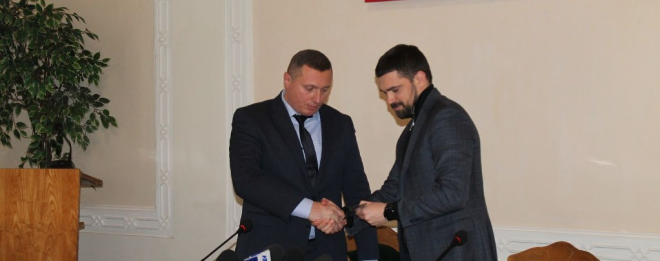 Зеленский назначил главу Волынской ОГА