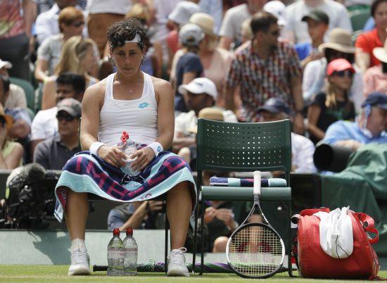 Відома іспанська тенісистка зізналася, що вона лесбійка