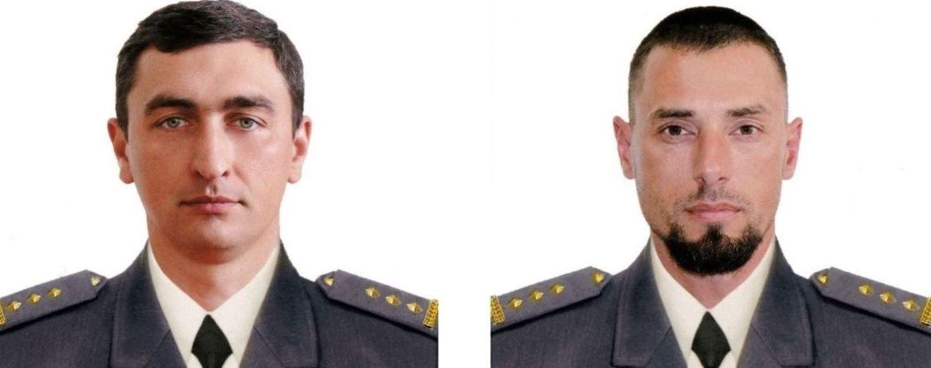 Двум полковникам, которые в зоне ООС подорвались на взрывчатке, присвоено звание Героя Украины