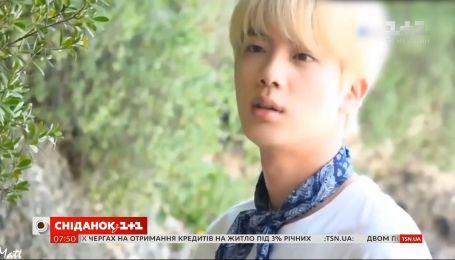 Полонив серця K-pop меломанів: як музикант Кім Сок Чін прийшов до слави