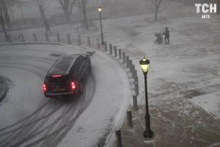 Заснеженность и гололедица на дорогах. Какие области особенно опасны для поездок