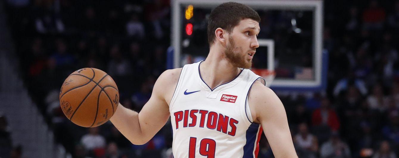 Украинский баскетболист оформил рекорд по результативности в НБА