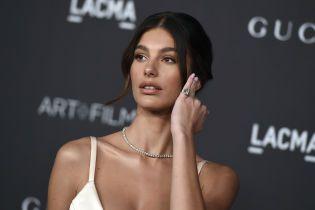 Девушка Ди Каприо Камила Морроне прокомментировала их 23-летнюю разницу в возрасте