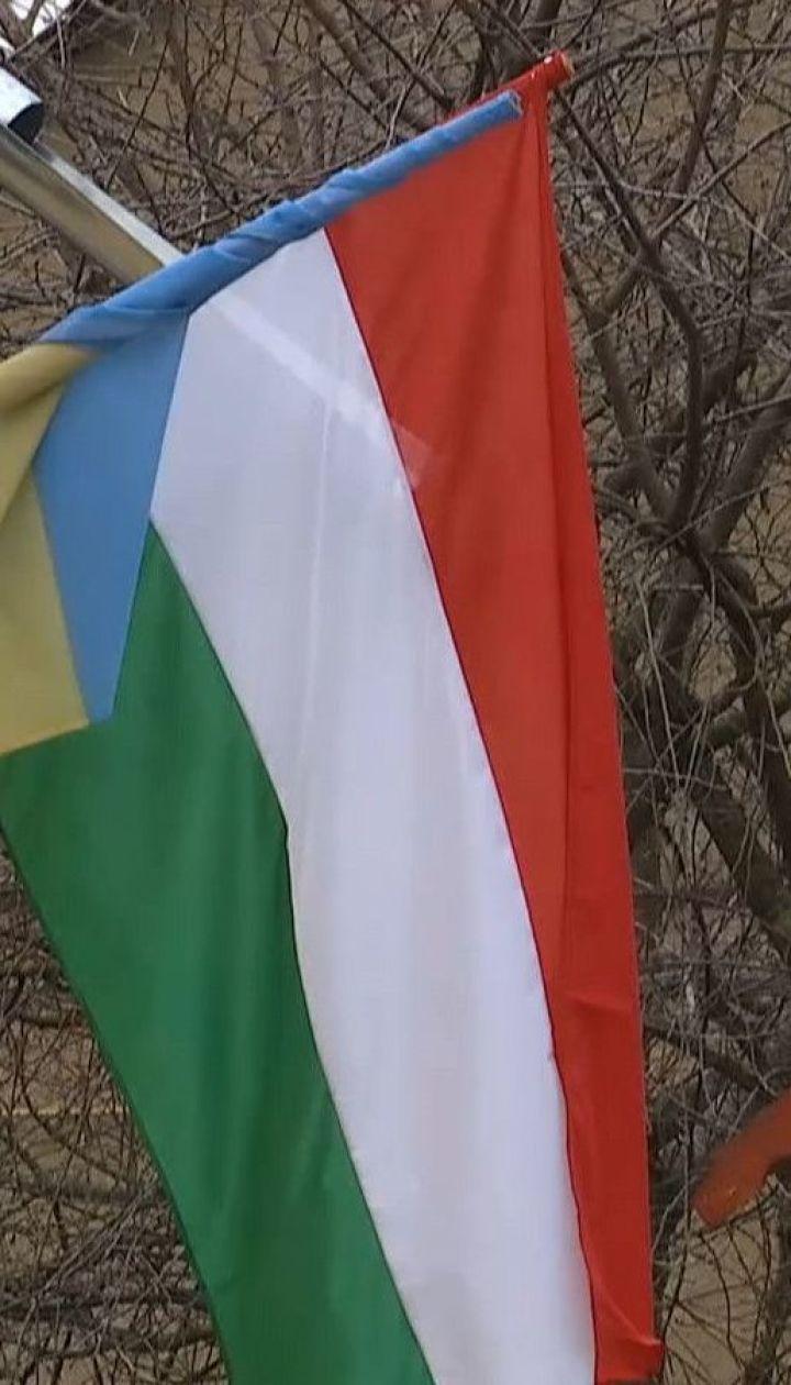 Угорщина не просила Росію про об'єднання зусиль заради захисту нацменшин в Україні