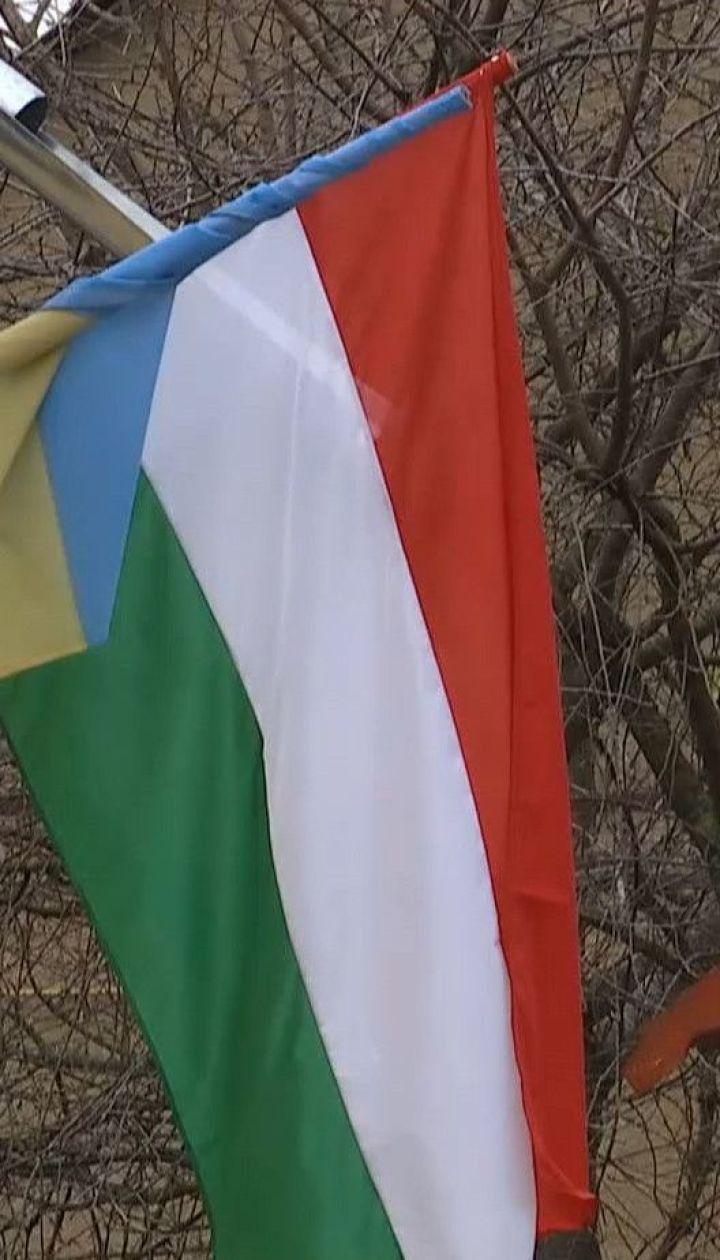 Венгрия не просила Россию об объединении усилий для защиты нацменьшинств в Украине