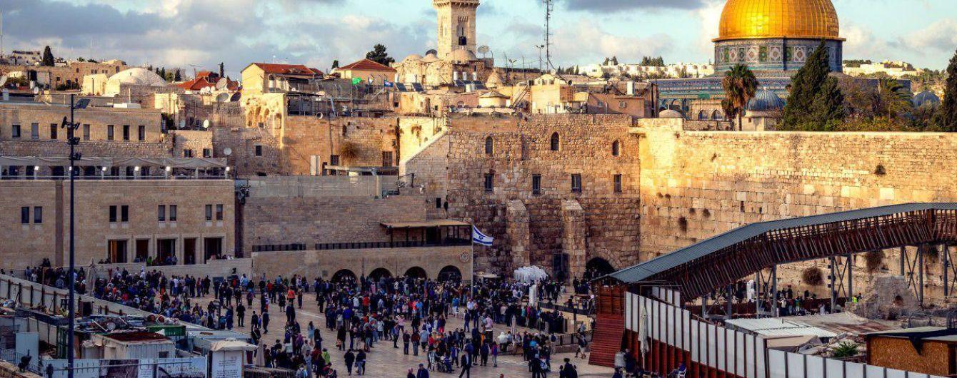 Зеленский прокомментировал возможность переноса украинского посольства в Израиле в Иерусалим