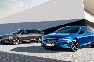 Opel Insignia получила двигатели от Peugeot-Citroen