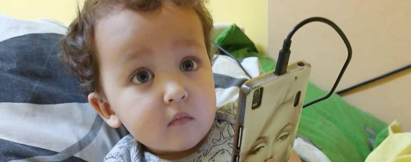 Жизнь двухлетнего Димы зависит от щедрости неравнодушных людей и времени