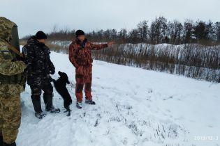 У Харківській області прикордонники затримали двох росіян-мисливців
