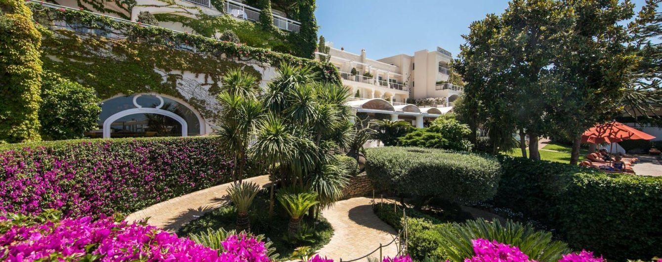 В итальянском городе Анакапри откроют новый отель