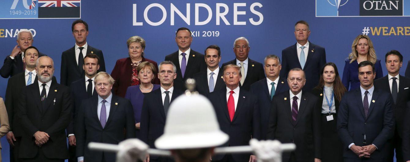 """Ображений Трамп, стримування РФ та """"смерть мозку Альянсу"""". Чим запам'ятається саміт НАТО у Лондоні"""