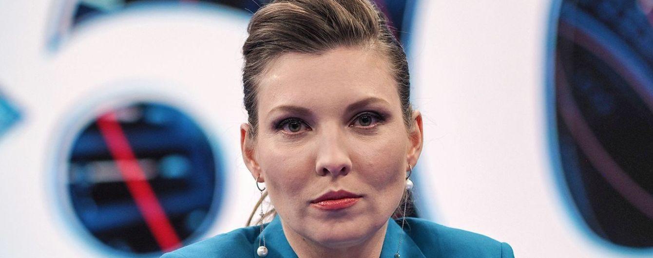 Тактичный и приятный в общении: российская пропагандистка Скабєєва заявила, что дозвонилась Зеленскому
