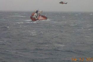 У берегов Греции потерпел бедствие сухогруз с украинским экипажем