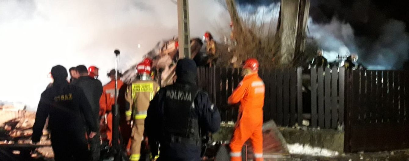 На горнолыжном курорте в Польше взорвался дом, есть погибшие