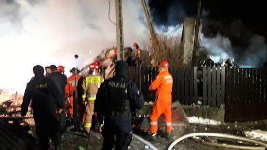 На гірськолижному курорті в Польщі вибухнув будинок, є загиблі