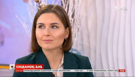 Міністерка освіти Ганна Новосад - про якість шкільних знань в Україні та способи її поліпшити