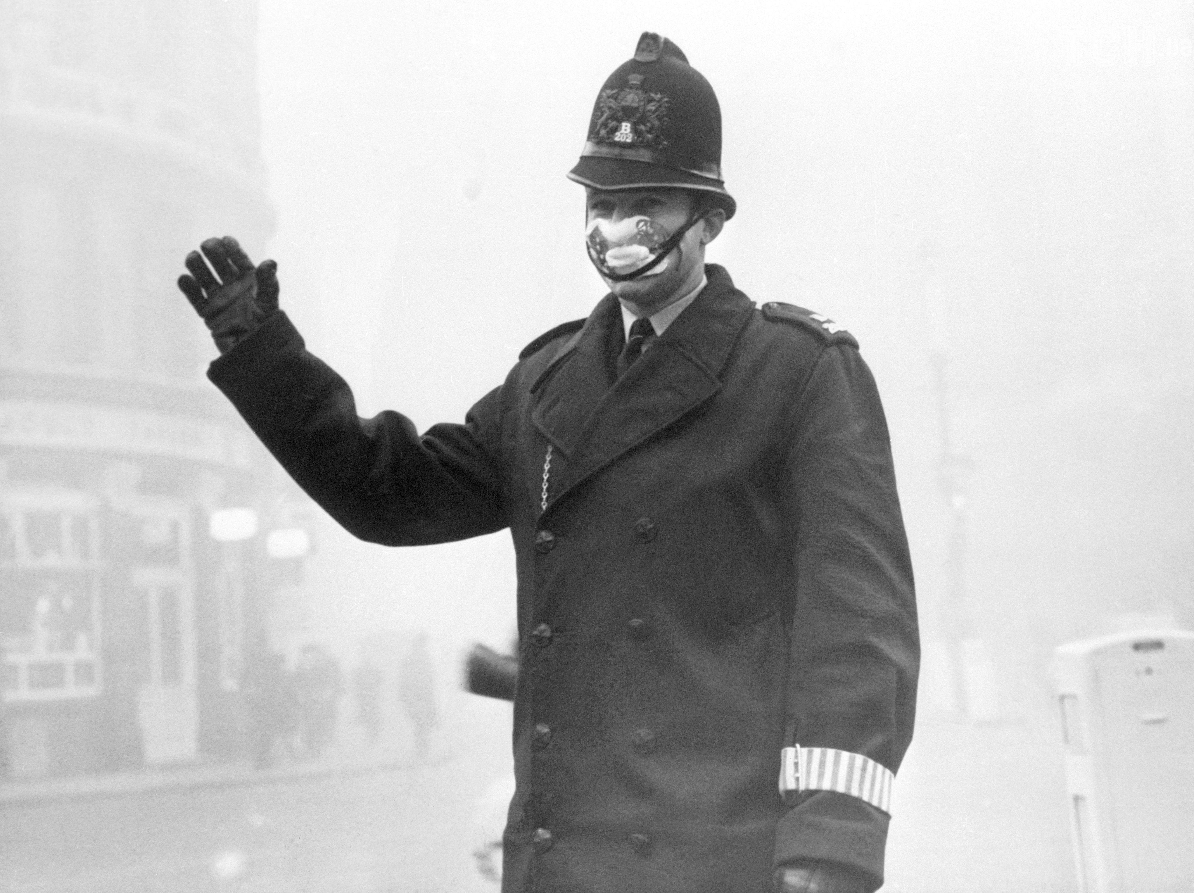 смог у лондоні 1952