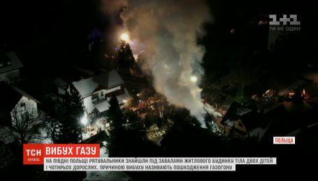 Через пошкодження міського газогону на півдні Польщі вибухнув житловий будинок