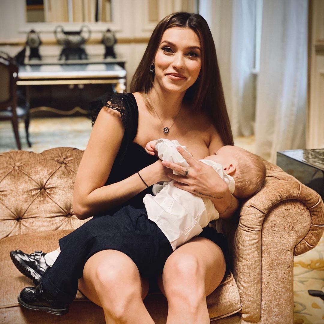 Регіна Тодоренко з сином_2