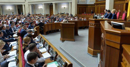 """У Мережі опублікували відео сутички між депутатами від """"Слуги народу"""""""