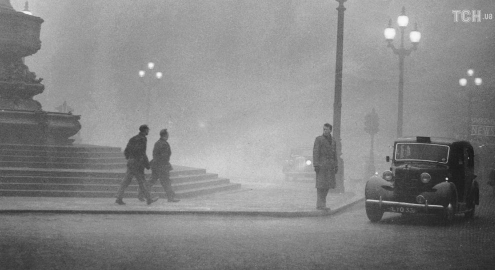 Гірше від епідемії холери. Як отруйний смог вбив 12 тисяч людей у Лондоні