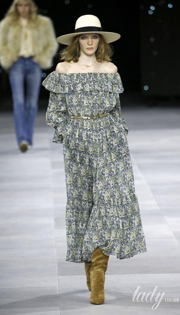 Колекція Celine прет-а-порте сезону весна-літо 2020