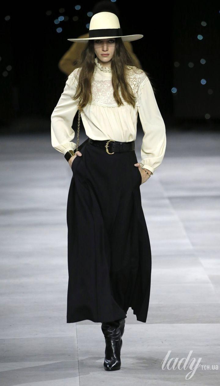 Коллекция Celine прет-а-порте сезона весна-лето 2020 @ East News