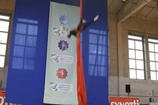 Російська гімнастка зламала хребет після падіння з висоти