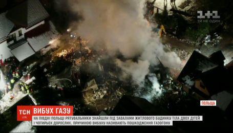 Вибух газу стався на гірськолижному курорті у Польщі: 8 людей загинули