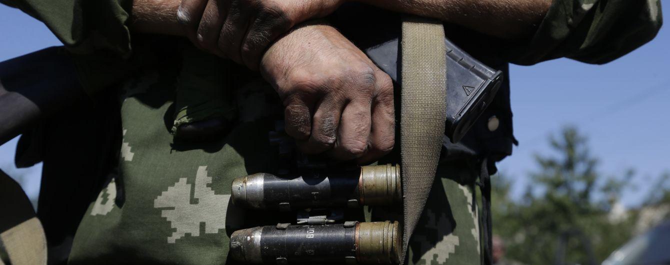 Украина направила в Гаагу свидетельства о казни 9 украинских военных в плену боевиков