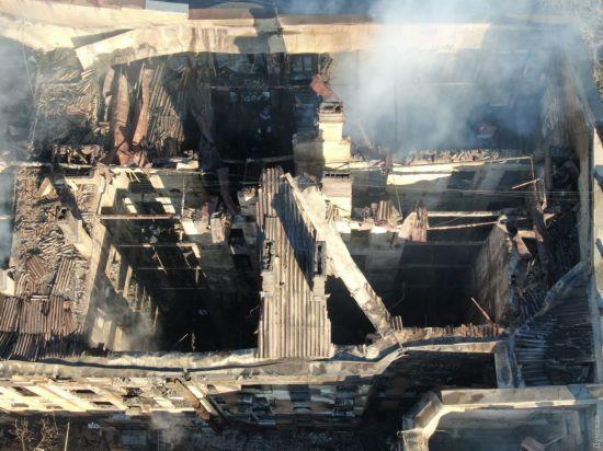 Пожежа у коледжі Одеси: встановлено особу третьої загиблої