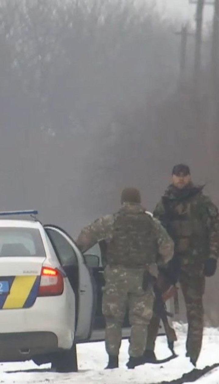 В местах разведения войск на Донбассе стало спокойнее: местные мечтают о мире