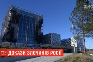 ГПУ и правозащитники передали в Международный уголовный суд доказательства преступлений РФ на Донбассе