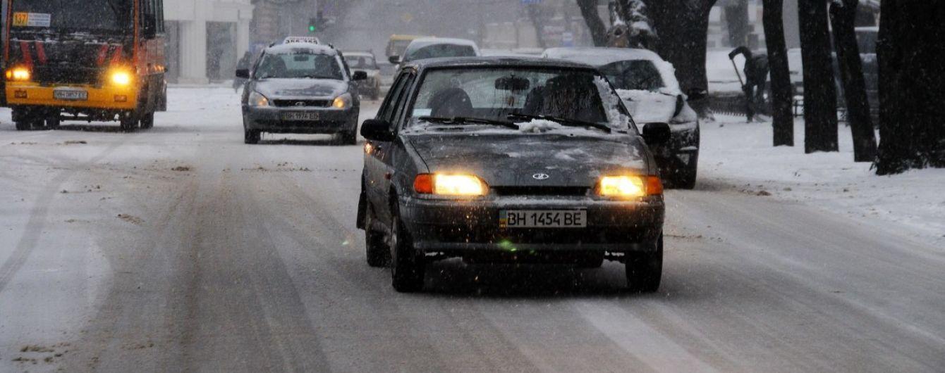 Погода на п'ятницю: в Україні місцями мороз та ожеледиця