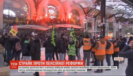 Разбитые витрины и заблокированные дороги: Франция оправляется от бурных ночных протестов