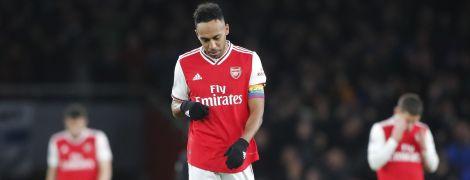 """""""Арсенал"""" опозорился в АПЛ и продолжил невероятную безвыигрышную серию"""