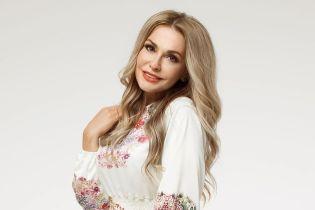 Невиспана Ольга Сумська продемонструвала природну красу