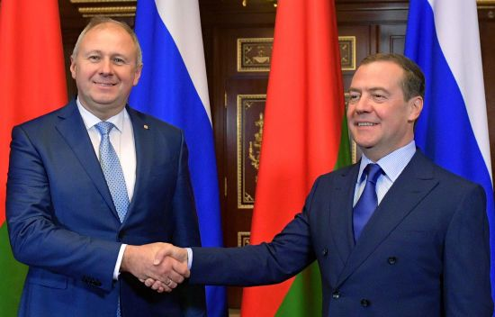 У Мінську заявили, що у Росії і Білорусі залишилося 16 неузгоджених питань щодо інтеграції