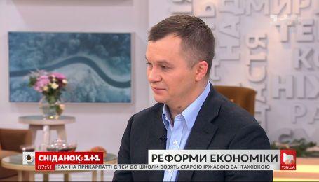 Министр развития экономики Тимофей Милованов рассказал о важнейших текущих реформах