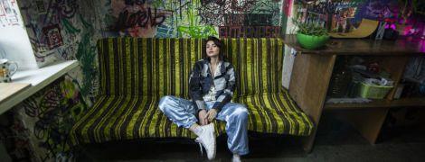 """Подруга и коллега звезды """"Сумерек"""" Паттинсона приехала в Киев шить вещи и играть панк-рок"""