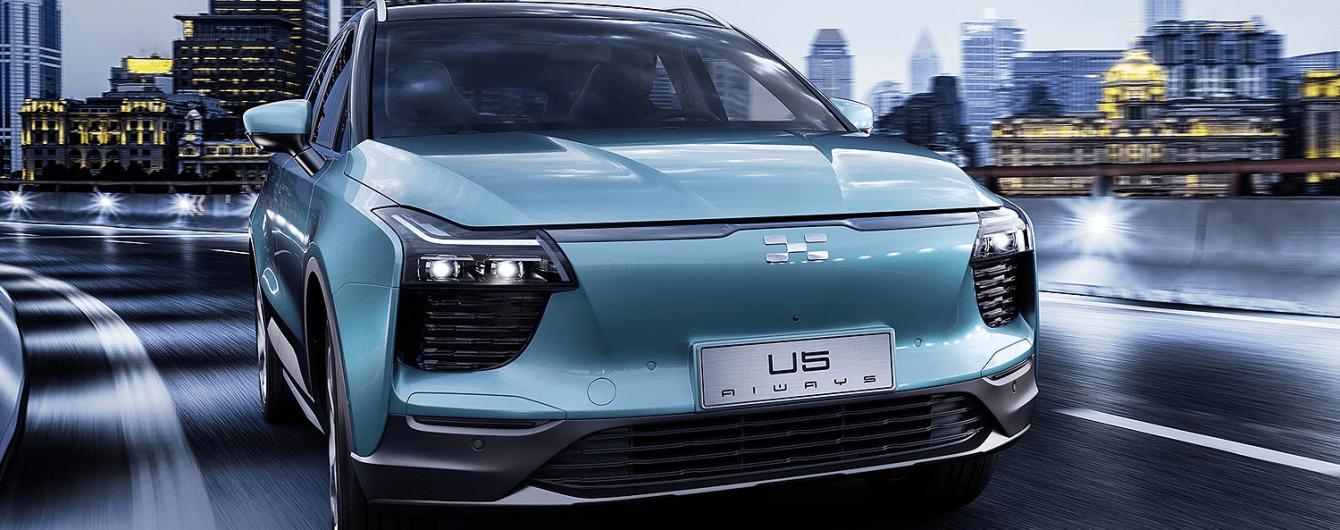 Китайского конкурента Tesla Model Y в Европе пустили в производство